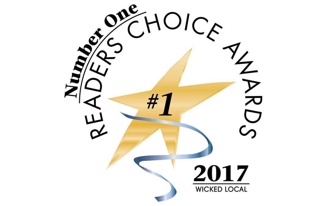 #1 Reader's Choice Awards